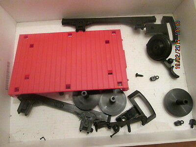 A16mm SCALE WAGON KIT OF PARTS