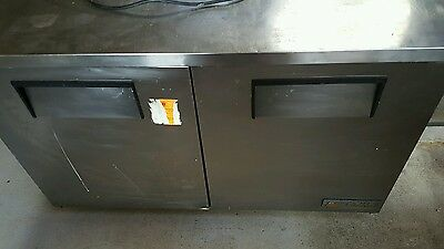True TUC-48F Undercounter Reach-In Freezer