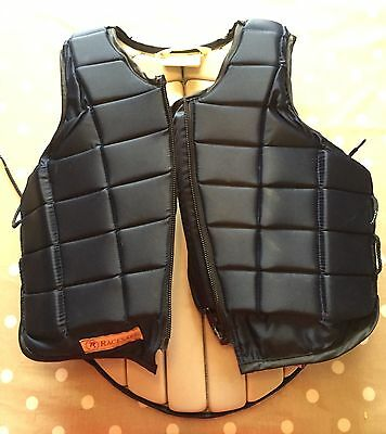 Racesafe body protector- Child's Large
