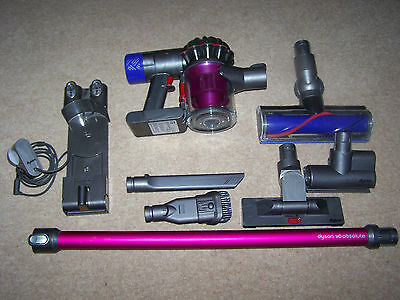 DYSON V6 Absolute SV05 Hand Held Cordless Vacuum Cleaner
