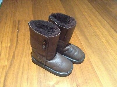 celtic boots girls or boys size 7 1/2