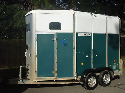 Ifor Williams HB510R double horse trailer/box-trailer-horse trailer take A Look