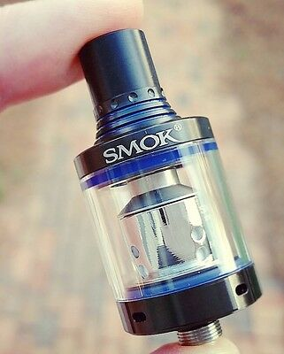Smok Spirals Tank In Blue Black Colour (new Sealed)