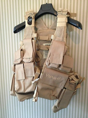 New-Viper Multi-Purpose Vest-Fully Adjustable-Great For Photographer/fishing Etc