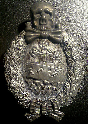 Medaille/insigne Allemand  Ww   Panzer Division   Ww  German Badge/medal