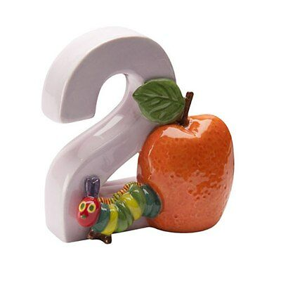 John Beswick Collectible Figurine - The Very Hungry Caterpillar - Number 2