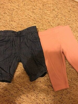 Next Trousers And Leggings 0-3 Months