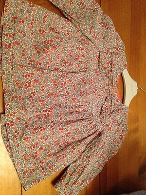 Mamas And Papas Liberty Top Trousers Outfit 12-18 Months
