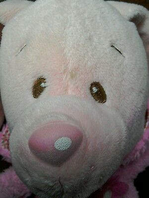 Unbranded Pink rabbit soft toy
