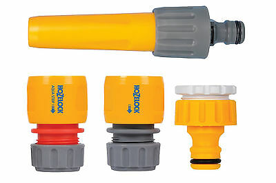 Hozelock 2352 Water Spray Nozzle and Fittings Starter Set
