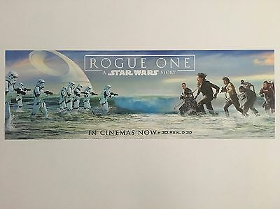 Star Wars Rogue One - Official Movie Poster