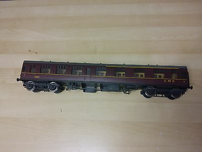 Lima O Scale Coach LMS Etched/Whitemetal Bogies