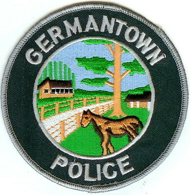 Germantown Police Patch Tennessee TN NEW!!