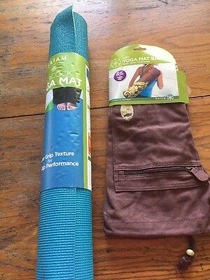 Gaiam Yoga Mat And Yoga Mat Bag
