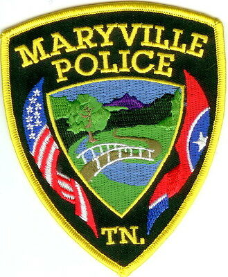 Maryville Police Patch Tennessee TN NEW!!