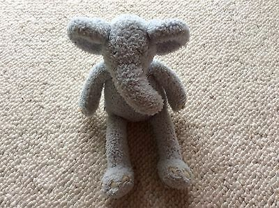 Jelly Kitten / Jelly Cat elephant soft toy with rattle