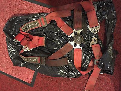 Willans 4 Point Safety Harness