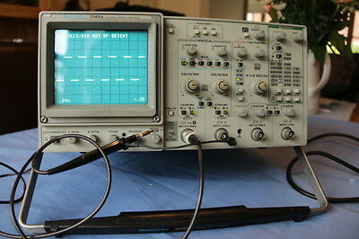 Tektronix 2245A 100MHz 4-Channel Oscilloscope