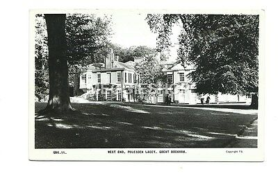 Surrey: Leatherhead: Great Bookham: Polesden Lacey: West End - 1967 Frith Pc