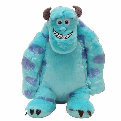 Disney Pixar Monsters Inc University Official Sulley 50cm 20 inch Plush. BNWT!