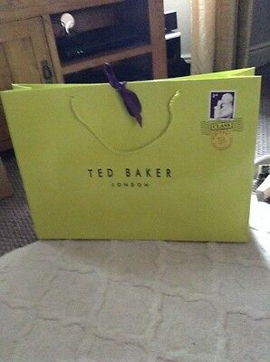 ted baker  Large gift bags