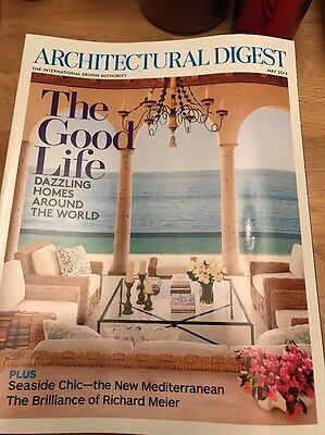 Architectural Digest May 2013