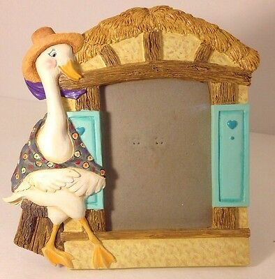 "Mother Goose 3D Photo Picture Frame 8"" Children's Nursery Rhyme"