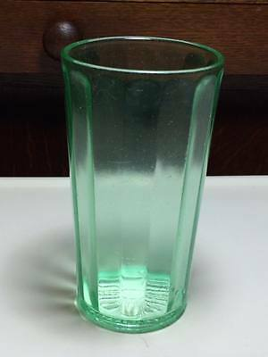 US Glass Co depression glass tumbler