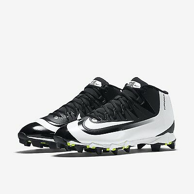 Nike Huarache 2KFilth Keystone Mid MCS Molded Cleats Baseball Softball 11.5 NEW