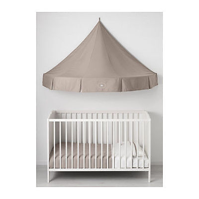 Over Bed Canopy Kids Childs Baby Children Wall Tent Decoration IKEA Charmtroll