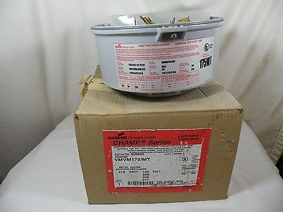 COOPER CROUSE-HINDS CHAMP SERIES VMVM175/MT BALLAST For 175W METAL HALIDE NEW
