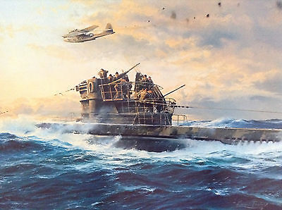 Robert Taylor Against All Odds Limited Signed Aviation Print COA