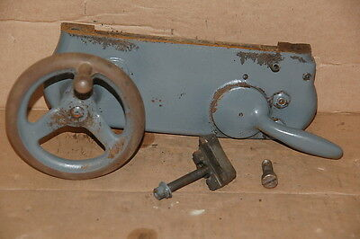 """Southbend 9"""" Inch Metal Lathe Carriage Apron"""