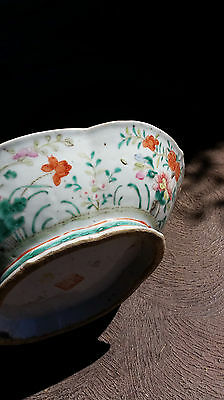 A antique Chinese Famille Rose Bowl