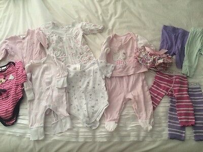 Cute Baby Girls Clothes Size 00