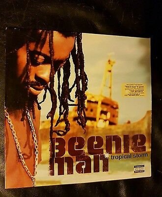 Beenie man.....tropical storm