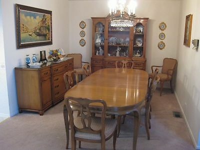 Rway French Provincial Dining Room Set 1957 (R-way)