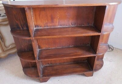 Antique/vintage Bookcase Strong And Functional