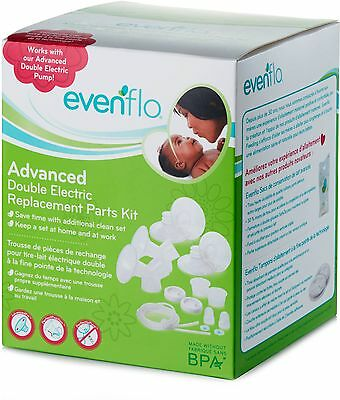 Evenflo Advanced Double Electric Replacement Parts Kit