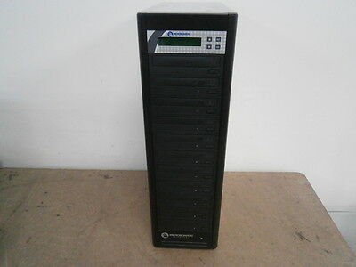 MICROBOARDS DVD Duplicator QD-DVD-1210-03 ## WORKING ## including.VAT !