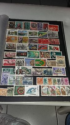 56 TIMBRES  d'Italie (lot 7)
