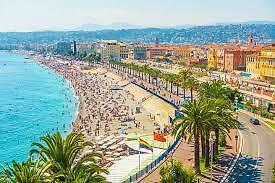 Easyjet to South of France - SIX NIGHTS in NICE ! cote d'azur