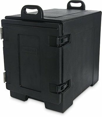 Carlisle PC300N03 Cateraide End-Loading Insulated Food Pan Carrier 5 Pan Capa...