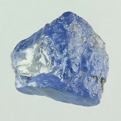 Glorious Fancy Rough 19.40 Cts Natural Blue TANZANITE Gemstone 15x14 mm Exporter