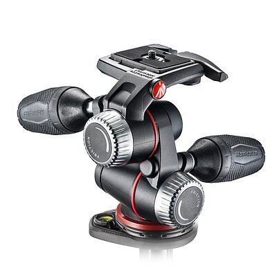 Manfrotto MHXPRO 3W 3-Way Pan/Tilt Head with Quick Release