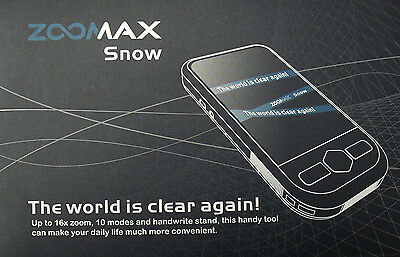SNOW Zoomax 4.3-inch