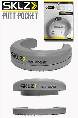SKLZ - Putt Pocket (Weighted) - Putting Accuracy Trainer