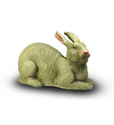 overglaze rabbit figurine China - Republic of China era Free Shipping