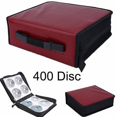 400 Disc CD DVD Bluray Storage Holder Solution Binder Book Sleeves Carrying Case  sc 1 st  PicClick & 400 DISC CD DVD Bluray Storage Holder Solution Binder Book Sleeves ...