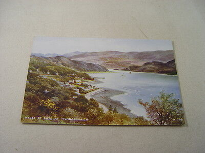 TOP10735 - Valentine's Postcard - Kyles of Bute at Tighnabruaich